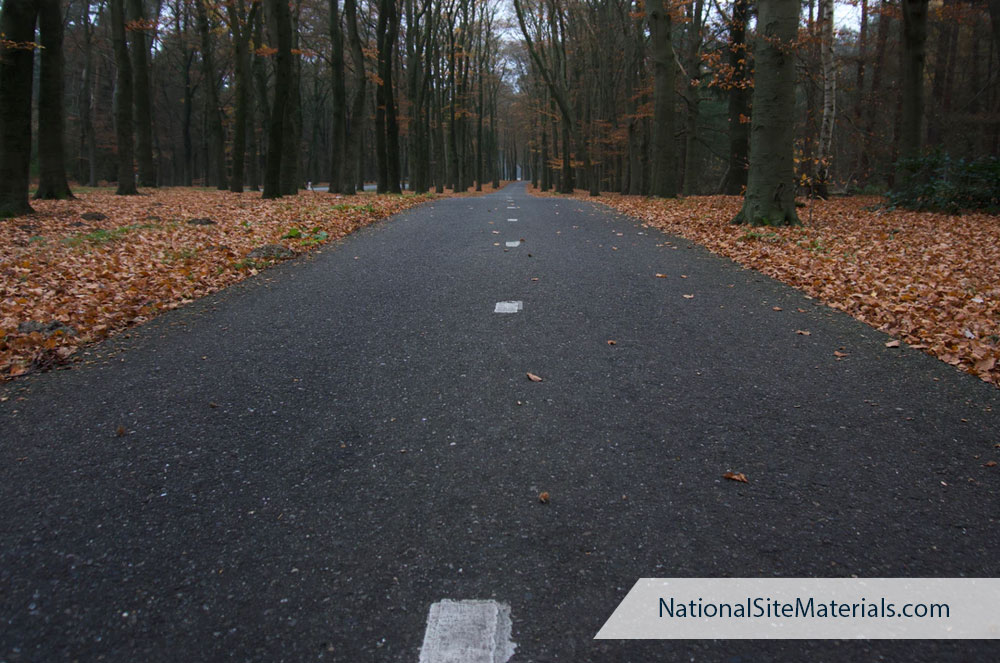 How to Choose Between New Asphalt and Recycled Asphalt Millings - National Site Materials