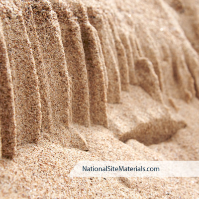 Sand - Aggregate Materials from National Site Materials 888-237-2746